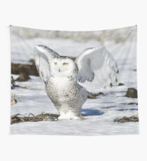 At the dawn I'm waking Wall Tapestry