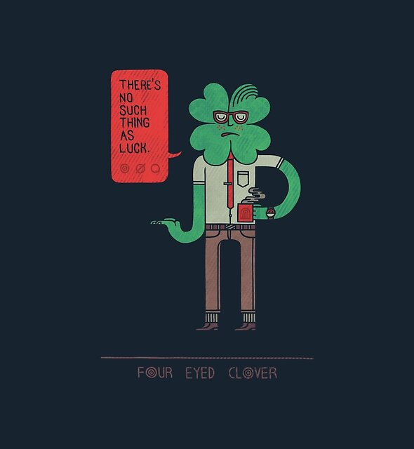 Four Eyed Clover by Hector Mansilla