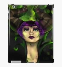 The dark queen iPad Case/Skin