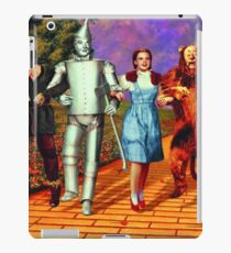 Down the Yellow Brick Road iPad Case/Skin
