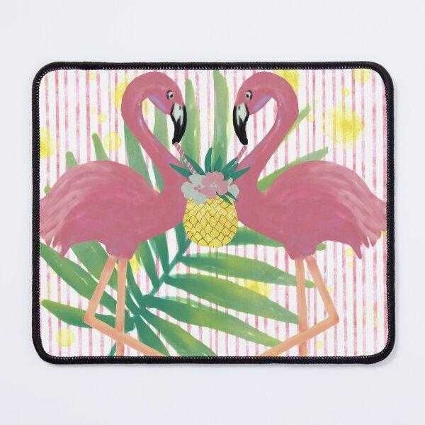 Flamingo Fun  Mouse Pad