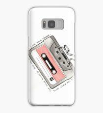 Mixtape // Brand New Samsung Galaxy Case/Skin