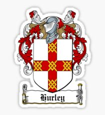 Hurley (Munster) Sticker