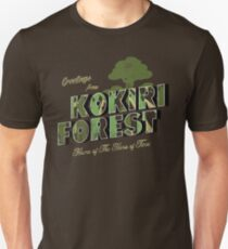 Greetings from Kokiri Forest T-Shirt