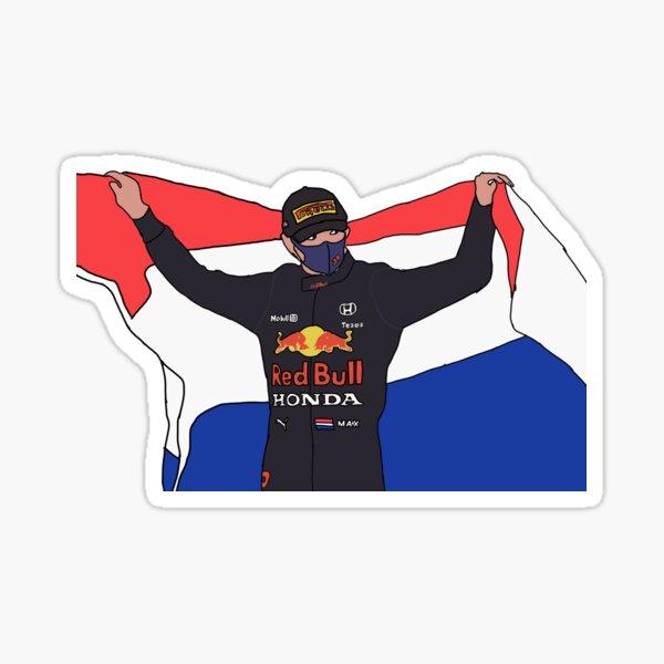 Max Verstappen Sticker