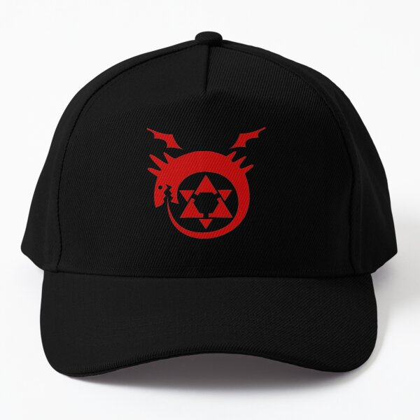 Full Metal Alchemist Homunculus Baseball Cap