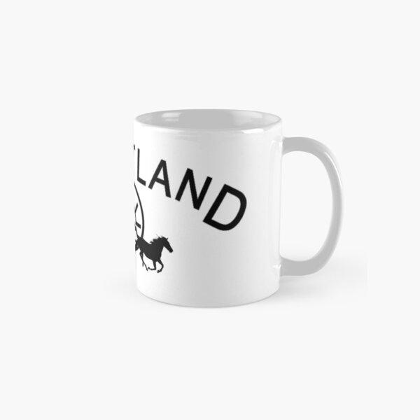 Heartland Black Classic Mug