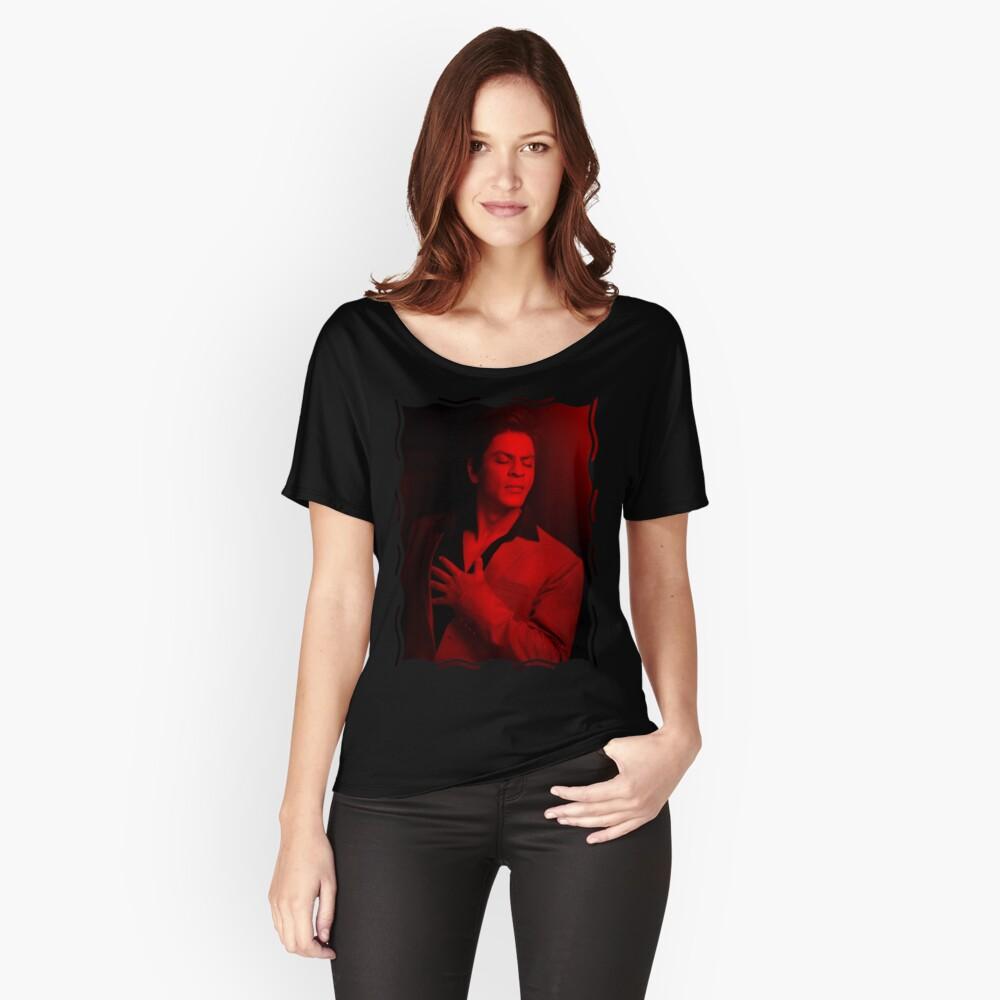 Shahrukh Khan - Berühmtheit Loose Fit T-Shirt