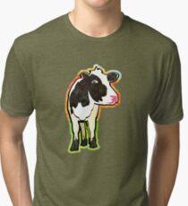 Dairy Cow Tri-blend T-Shirt