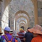 underneath the arches...Sardis, Turkey by Jan Stead JEMproductions