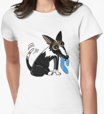 Sock Dog Women's Fitted T-Shirt