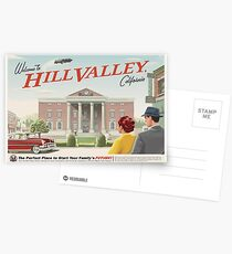 Hillvalley  Postcards