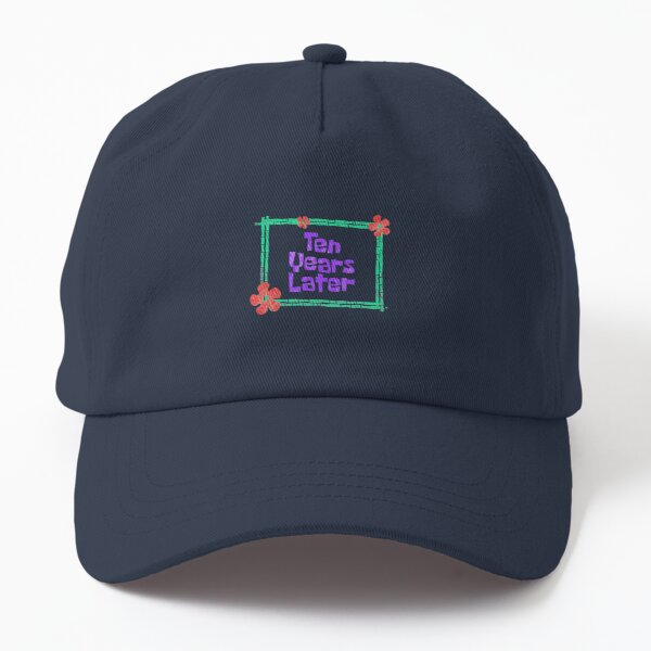 Ten Years Later 10 Year Old Birthday Party Dad Hat