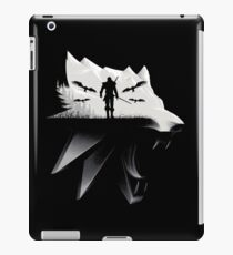 Geralt Medallion iPad Case/Skin