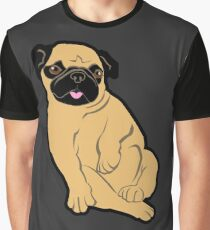 Sweetie Pug Graphic T-Shirt