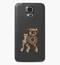 Steampunk Pug Case/Skin for Samsung Galaxy