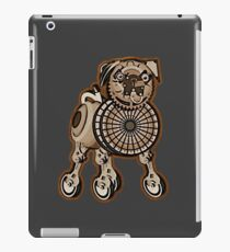 Steampunk Pug iPad Case/Skin