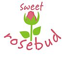 Sweet Rosebud by evisionarts