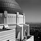LA from Griffith Observatory by Matthew Walters
