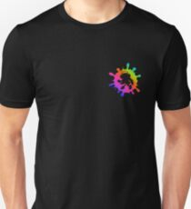 Splatoon Inkling Girl Rainbow T-Shirt