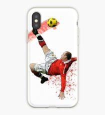 Vinilo o funda para iPhone Wayne Rooney