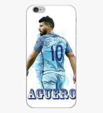 Sergio Kun Aguero iPhone Case