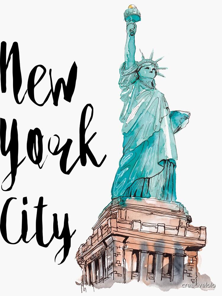 New York by creativelolo