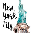 New York by creativelolo