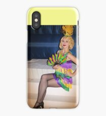 July Breeland On Stage iPhone Case/Skin