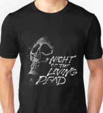 Night of the Living Dead classic Zombie design T-Shirt