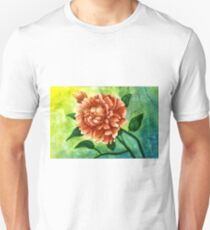Rhododendrum, my first flower painting. T-Shirt