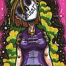 She is Halloween! by Matthew Jay