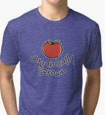 Organically Grown Tri-blend T-Shirt