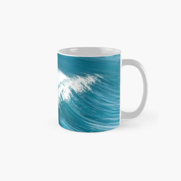 Blue Wave Classic Mug
