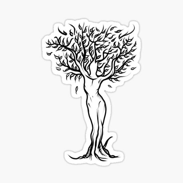 Becoming Nature Sticker