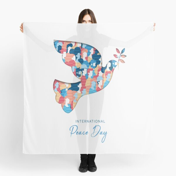 International day of peace  Scarf