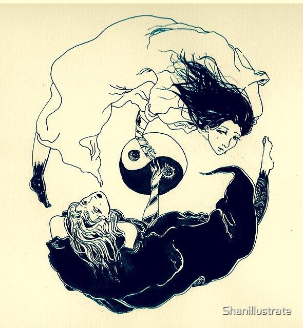YinYang  by Shanillustrate