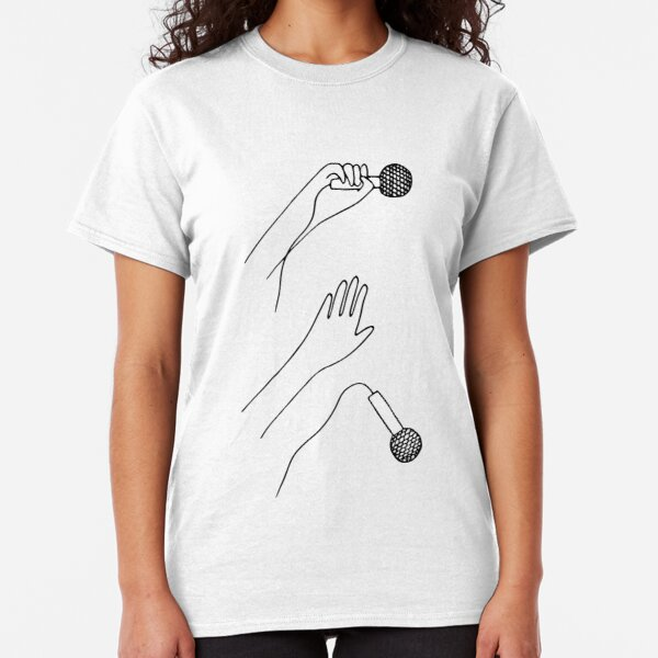 Mic Drop Classic T-Shirt