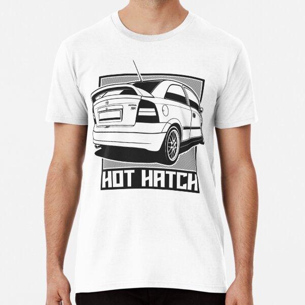 Astra OPC heiße Luke Premium T-Shirt