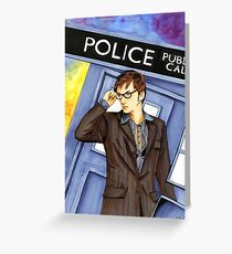 The Doctor Greeting Card