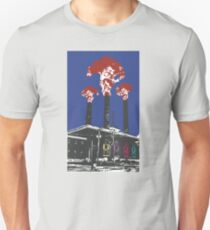 Up in smoke lithograph Unisex T-Shirt
