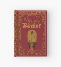 Beauty and the Beast Hardcover Journal