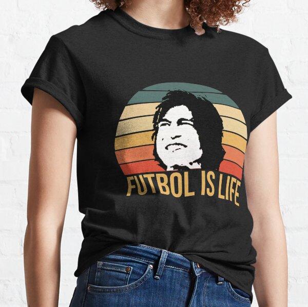futbol is life Classic T-Shirt