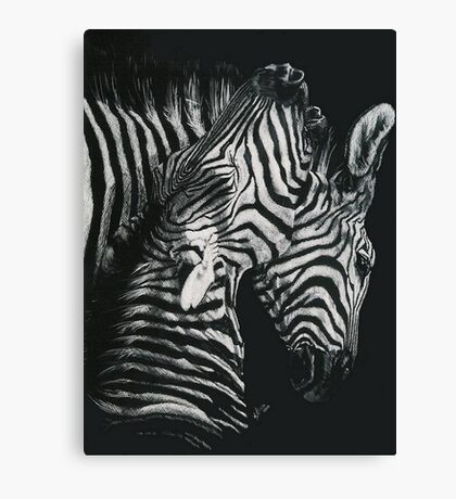 Youngbloods Canvas Print
