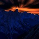 Mount Doom by John Poon