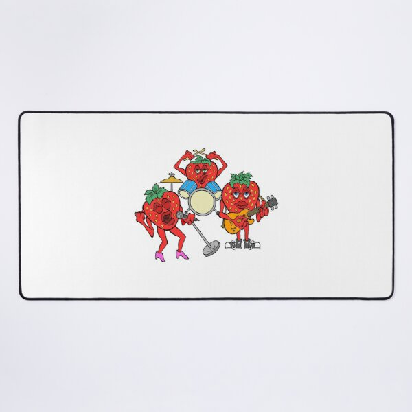 Strawberry Jam Desk Mat