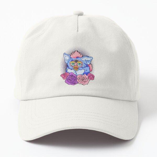 Furby Roses Flash Dad Hat