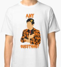 David Pumpkins-SNL Classic T-Shirt
