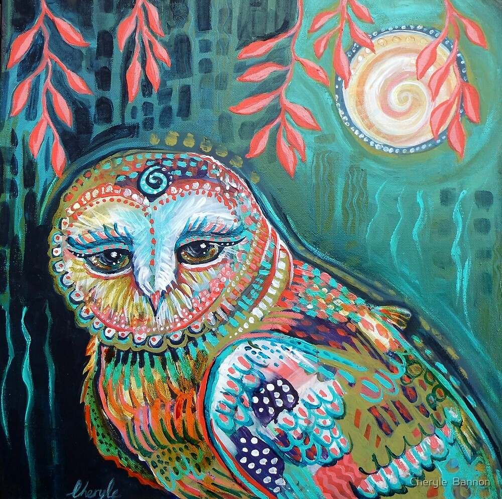 Patterns of Curiosity by Cheryle  Bannon
