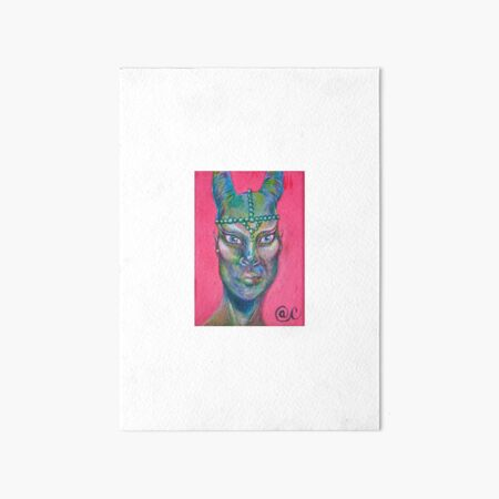 Beastie Art Board Print